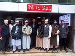 Hindistanlı akademisyenler Derneğimizi ziyaret etti